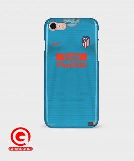 خرید قاب موبایل با طرح لباس دوم اتلتیکو مادرید ۲۰۱۹