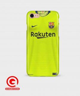 خرید قاب موبایل با طرح لباس دوم بارسلونا ۲۰۱۹