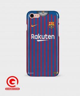 خرید قاب موبایل با طرح لباس اول بارسلونا ۲۰۱۹